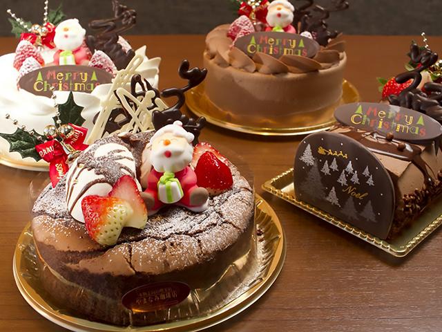 クリスマスケーキ5-640